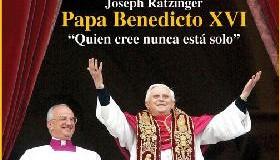 """<!--:es-->JOSEPH RATZINGER, PAPA BENEDICTO XVI.- """"Quien cree nunca está solo""""<!--:-->"""