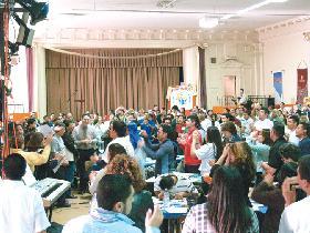 <!--:es-->REALIZAN PRIMER ENCUENTRO JUVENIL CATÓLICO EN LOS ANGELES<!--:-->