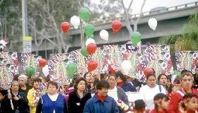 <!--:es-->PROCESIÓN EN HONOR A LA VIRGEN DE GUADALUPE.- La tradición continúa para darle a sus devotos la oportunidad de cumplir sus mandas sin la necesidad de ir hasta México<!--:-->