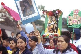 <!--:es-->NUESTRA SEÑORA DE GUADALUPE EMPERATRIZ DE LAS AMÉRICAS Y PATRONA DE MÉXICO.-<!--:-->