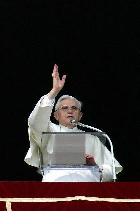 <!--:es-->BENEDICTO XVI: LA CUARESMA NO ES «UNA OBLIGACIÓN PESADA».- Palabras con motivo de la oración mariana del Ángelus<!--:-->