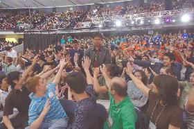 <!--:es-->MÁS DE 40 MIL PERSONAS PARTICIPARON EN EL CONGRESO DE EDUCACIÓN RELIGIOSA<!--:-->