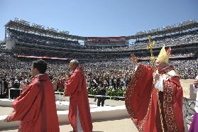 <!--:es-->HOMILÍA DE BENEDICTO XVI EN LA MISA CELEBRADA EN WASHINGTON<!--:-->