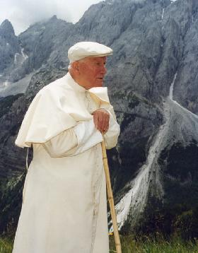 <!--:es-->JUAN PABLO II PIDE AFRONTAR EL DESAFIO ECOLÓGICO.-Desea una reconciliación de la humanidad del 2000 con la Creación<!--:-->