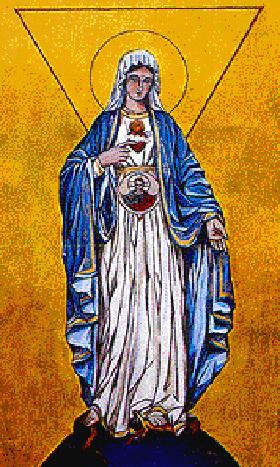 <!--:es-->BIENAVENTURADA VIRGEN MARÍA<!--:-->