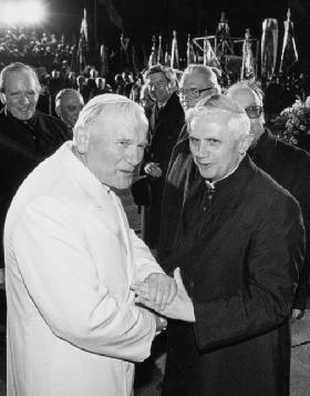 <!--:es-->JOSEPH RATZINGER, PAPA BENEDICTO XVI<!--:-->