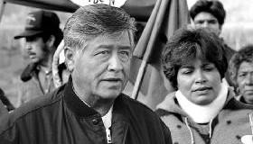 <!--:es-->UNA LLAMA QUE NO SE APAGA.-A doce años de su fallecimiento, el líder campesino César Chávez sigue vivo en el movimiento sindical y en el corazón de sus seres queridos<!--:-->