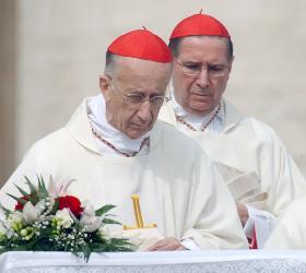 """<!--:es-->PALABRAS DEL CARDENAL ROGELIO MAHONY SOBRE LA MUERTE DE SU SANTIDAD JUAN PABLO II.- """"Un legado de vida, luz y amor""""<!--:-->"""