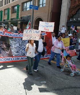 EL PARTIDO REPUBLICANO PONEN EN RIESGO EL APOYO DE LOS HISPANOS