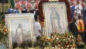 """<!--:es-->""""MADRE RAYO DE ESPERANZA"""", LEMA QUE HICIERON SUYO MILLARES DE FELIGRESES EN PROCESIÓN GUADALUPANA<!--:-->"""