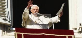 """<!--:es-->BENEDICTO XVI A LOS TERRORISTAS: """"¡ABANDONAD EL CAMINO DE LA VIOLENCIA!""""<!--:-->"""