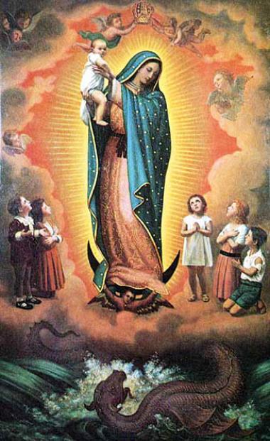 <!--:es-->ALTERNATIVA DE DIOS: TEPEYAC… LA MORENITA<!--:-->