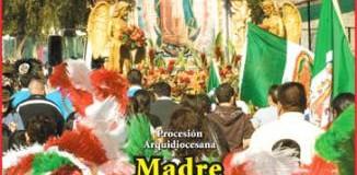 <!--:es-->Procesión Arquidiocesana MADRE SIN FRONTERAS TUMBANDO MUROS DE INJUSTICIA<!--:-->