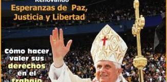 <!--:es-->La trascendental visita del Papa BENEDICTO XVI<!--:-->
