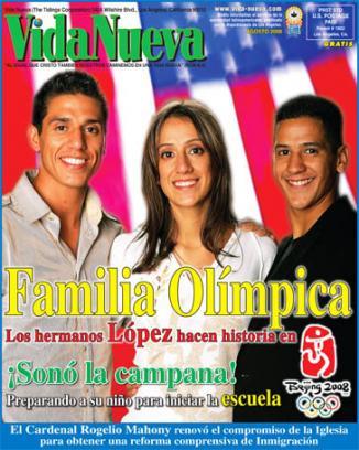 <!--:es-->FAMILIA OLIMPICA Los Hermanos López hacen historia en Beijing<!--:-->