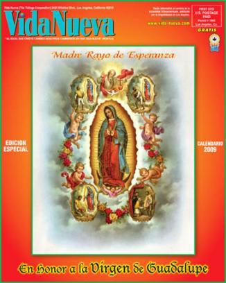 <!--:es-->MADRE RAYO DE ESPERANZA Edición especial en honor a la Virgen de Guadalupe<!--:-->