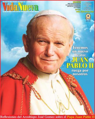 <!--:es-->'JUAN PABLO II NOS QUITÓ EL MIEDO A LLAMARNOS CRISTIANOS'<!--:-->