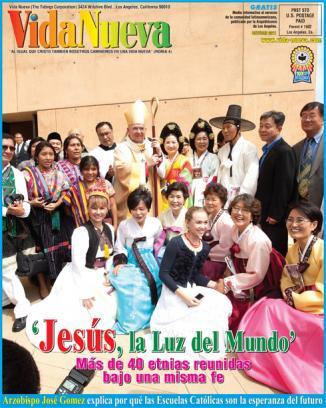 <!--:es-->LAS CULTURAS DEL MUNDO SE REÚNEN EN LA IGLESIA DE LOS ÁNGELES<!--:-->
