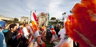 <!--:es-->ESTE PRÓXIMO DOMINGO PROCESIÓN Y MISA EN  HONOR A  NUESTRA SEÑORA DE GUADALUPE<!--:-->