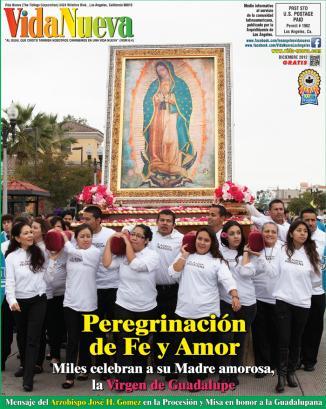 <!--:es-->NUESTRA SEÑORA DE GUADALUPE, ESTRELLA DE LA NUEVA EVANGELIZACIÓN<!--:-->
