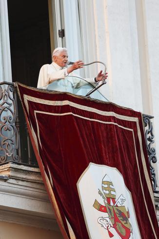 <!--:es-->BENEDICTO XVI: QUISIERA TRABAJAR POR EL BIEN DE LA IGLESIA Y DE LA HUMANIDAD<!--:-->