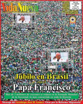 <!--:es-->MENSAJE DEL PAPA FRANCISCO PARA TODA LA IGLESIA EN LA JORNADA MUNDIAL DE LA JUVENTUD<!--:-->