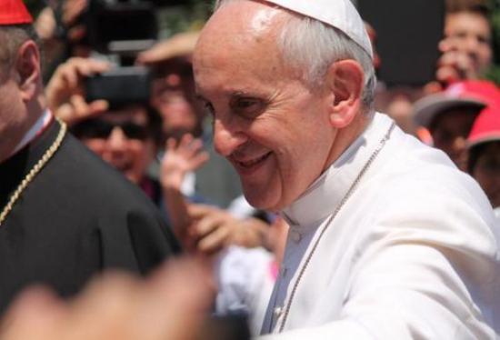 <!--:es-->PAPA FRANCISCO: DEMOS FE Y ESPERANZA A JÓVENES EN AMÉRICA LATINA EN MEDIO DE CULTURA DEL DESCARTE<!--:-->