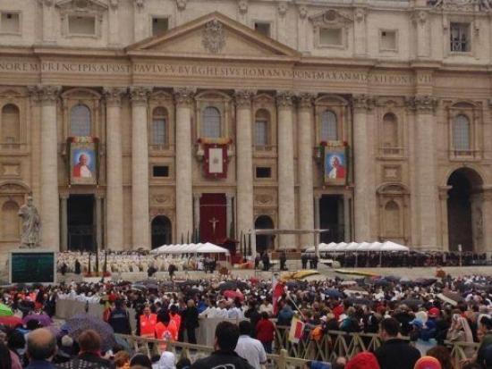 <!--:es-->EL PAPA FRANCISCO DECLARA SANTOS A SAN JUAN PABLO II Y SAN JUAN XXIII<!--:-->