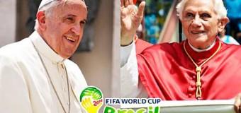 <!--:es-->¿VERÁN EL PAPA FRANCISCO Y BENEDICTO XVI JUNTOS LA FINAL DE MUNDIAL FIFA BRASIL 2014?<!--:-->