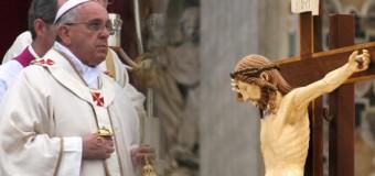 <!--:es-->PAPA FRANCISCO: ¡CONFÍEN QUE CRISTO REZA A DIOS POR NOSOTROS EN LOS MOMENTOS DIFÍCILES!<!--:-->