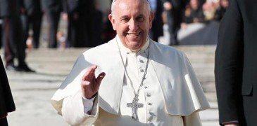 Papa Francisco. Foto: Bohumil Petrik / ACI Prensa.