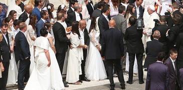 Papa Francisco (imagen referencial) / Foto: Daniel Ibáñez (ACI Prensa