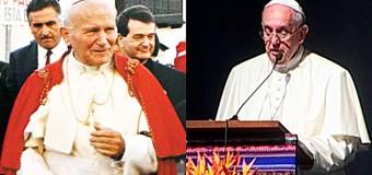 <!--:es-->PAPA FRANCISCO REPITE GESTO DE PERDÓN DE JUAN PABLO II POR PECADOS DE HIJOS DE LA IGLESIA<!--:-->