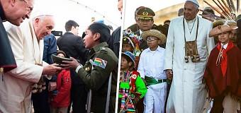 <!--:es-->LOS NIÑOS QUE CONMOVIERON AL PAPA FRANCISCO EN SU VIAJE A SUDAMÉRICA<!--:-->