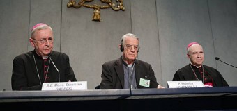 <!--:es-->ARZOBISPO ACLARA EN EL SÍNODO: NADIE TIENE AUTORIDAD PARA CAMBIAR LA ENSEÑANZA DE DIOS<!--:-->