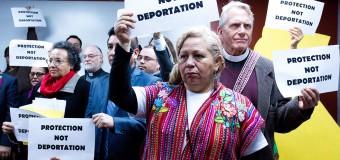 <!--:es-->ACTIVISTAS PIDEN SUSPENSIÓN DE REDADAS CONTRA FAMILIAS CENTROAMERICANAS<!--:-->