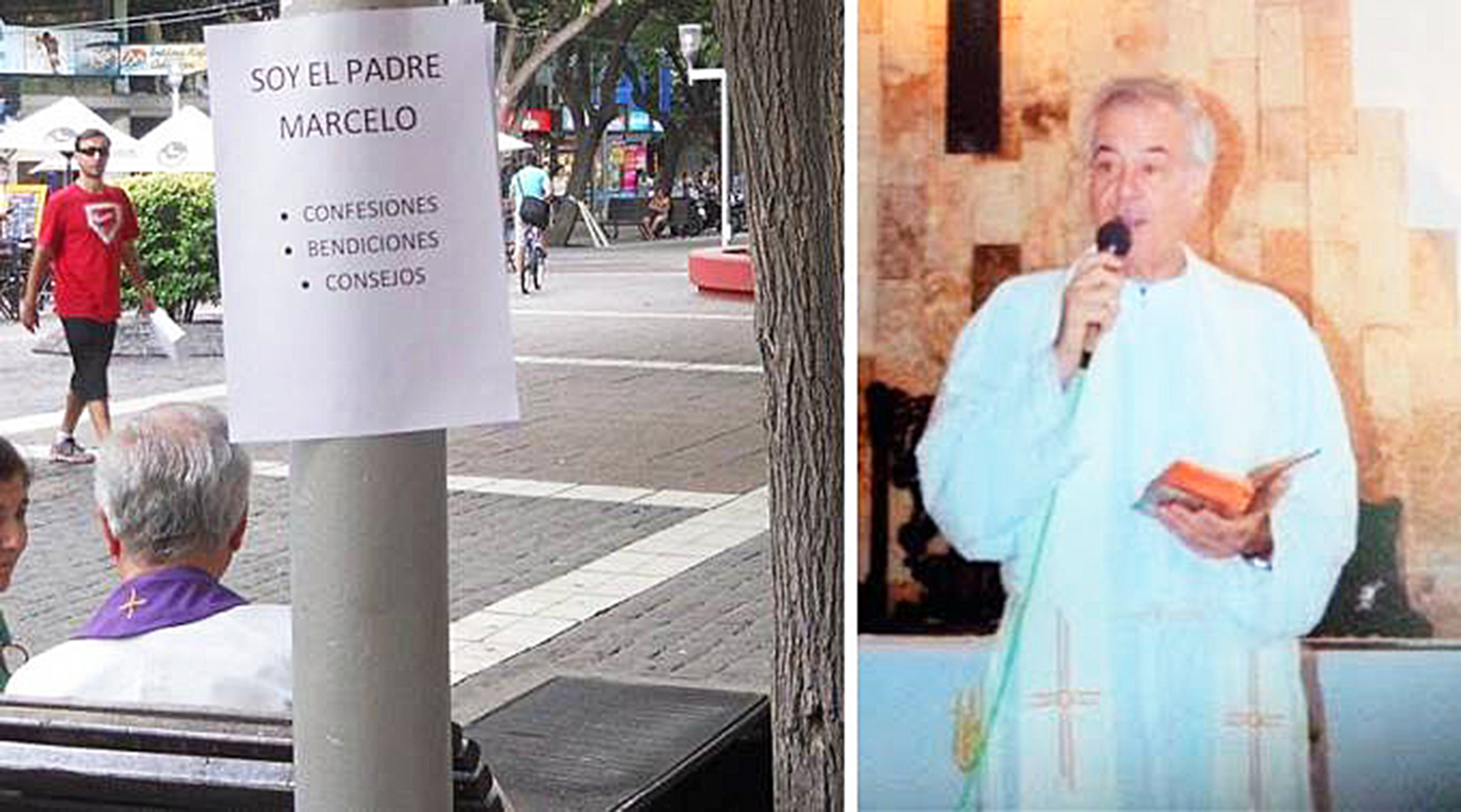 <!--:es-->VIRAL: ENCONTRAMOS AL P. MARCELO, EL CONFESOR CALLEJERO QUE CONMOVIÓ LAS REDES<!--:-->