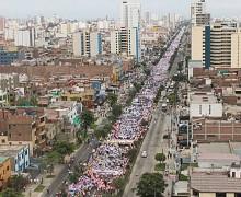 PERÚ: MARCHA POR LA VIDA 2016 BUSCA REUNIR MÁS DE MEDIO MILLÓN DE PERSONAS