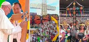 """<!--:es-->LOS MOMENTOS MÁS EMOCIONANTES DE LA """"JORNADA MUNDIAL DE LA JUVENTUD"""" MEXICANA CON EL PAPA<!--:-->"""