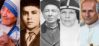 <!--:es-->ANUNCIAN A MADRE TERESA, NIÑO JOSÉ SÁNCHEZ DEL RÍO Y CURA BROCHERO ENTRE 5 NUEVOS SANTOS<!--:-->