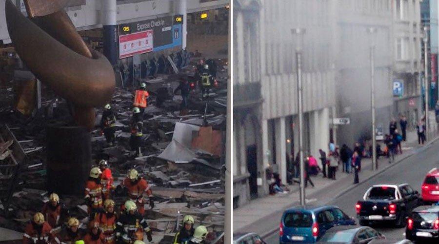 <!--:es-->ORACIONES POR BÉLGICA: ATENTADOS EN BRUSELAS, DECENAS DE MUERTOS EN VARIAS EXPLOSIONES<!--:-->