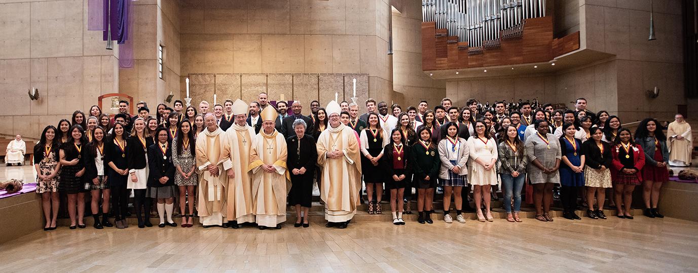 ENTREGA DE PREMIOS 'CHRISTIAN SERVICE AWARDS' EN LA CATEDRAL ANGELINA