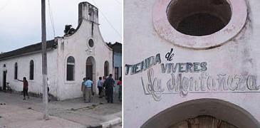CUBA: GOBIERNO DEVUELVE CAPILLA QUE EXPROPIÓ PARA CONVERTIRLA EN TIENDA