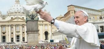 EL PAPA ACONSEJA AL CRISTIANO CÓMO ACTUAR FRENTE A VIOLENCIA Y CONFLICTOS