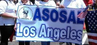 ASOSAL Y SU LUCHA PRO INMIGRANTE CUMPLE 25 AÑOS