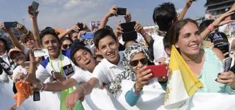 MÁS DE 30 MIL JÓVENES SE REÚNEN EN ROMA PARA PREPARAR LA JMJ DE CRACOVIA