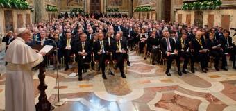 INTEGRAR, DIALOGAR Y GENERAR: LA EUROPA CON LA QUE SUEÑA EL PAPA FRANCISCO