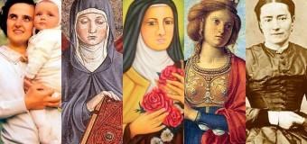 DÍA DE LA MADRE: 10 MAMÁS CATÓLICAS QUE ALCANZARON LA SANTIDAD