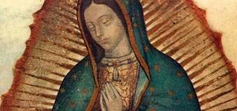¿LA VIRGEN MARÍA HABRÁ REZADO ALGUNA VEZ EL PADRE NUESTRO?
