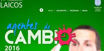 CIUDAD DE MÉXICO: ANUNCIAN IMPORTANTE CONGRESO PARA LAICOS